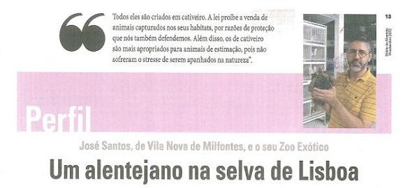 José Santos Vila Nova de Milfontes