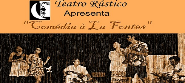 Cartaz do Teatro Rustico de Milfontes
