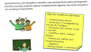 cartaz programa disciplina positiva