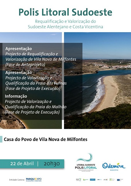 polis litoral vila nova de milfontes