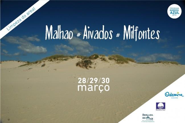 campanha limpeza das praias vila nova de milfontes