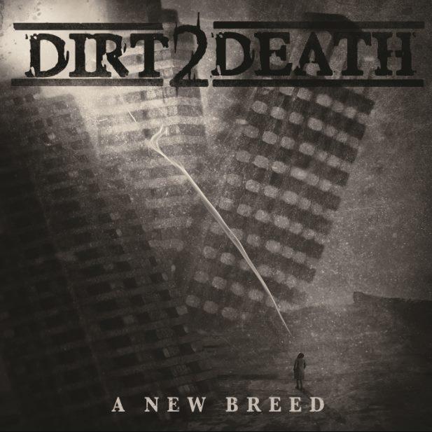 capa do álbum new breed