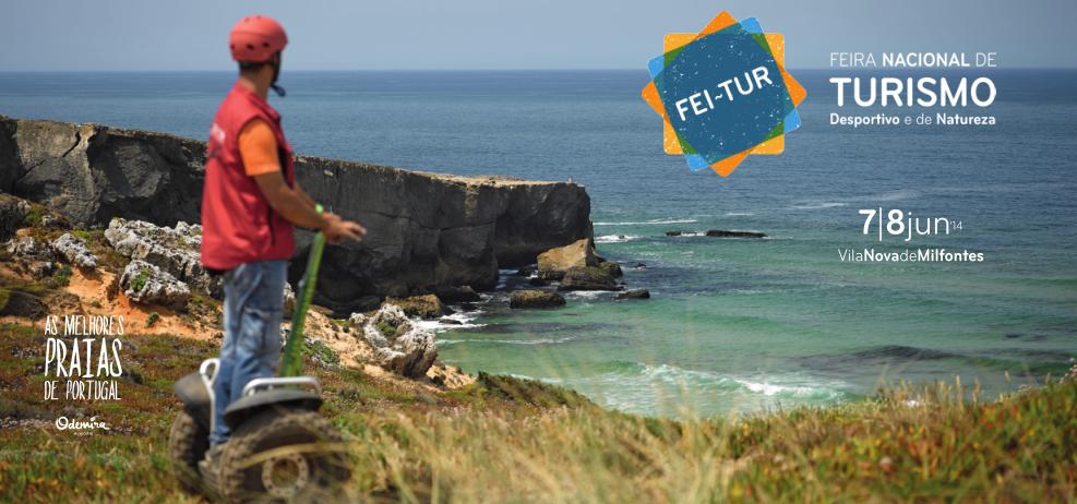 Cartaz Feira Turismo Milfontes 2014