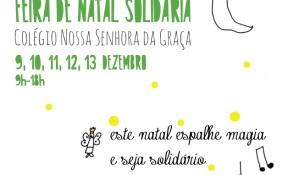 feira de natal solidaria vila nova de milfontes