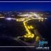 vila nova milfontes aerea noite