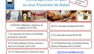 workshop presentes natal
