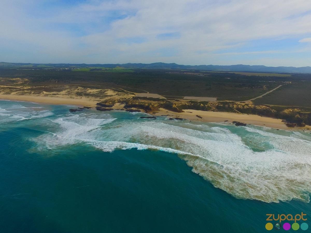 praia malhao milfontes