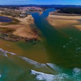 vila nova milfontes foto praias